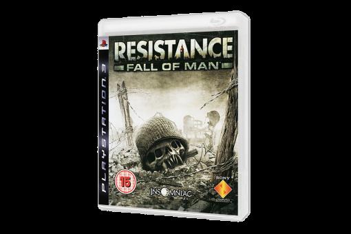 Диск с игрой Resistance: Fall of Man