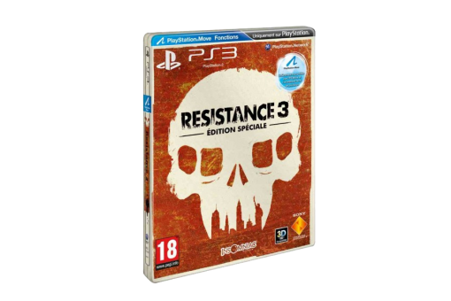 Диск с игрой Resistance 3