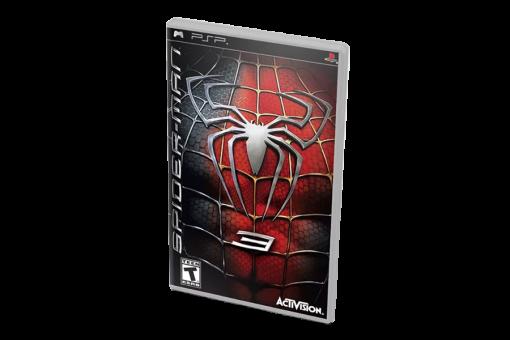 Диск с игрой Spider-Man 3
