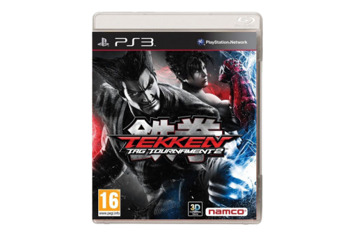 Диск с игрой Tekken Tag Tournament 2