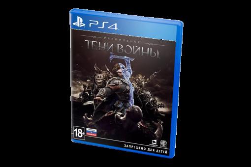 Диск с игрой Средиземье: Тени войны для PlayStation 4