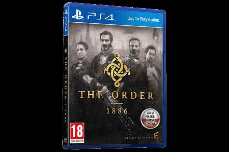 The Order: 1886 для PlayStation 4