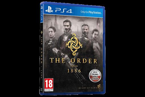 Диск с игрой The Order: 1886