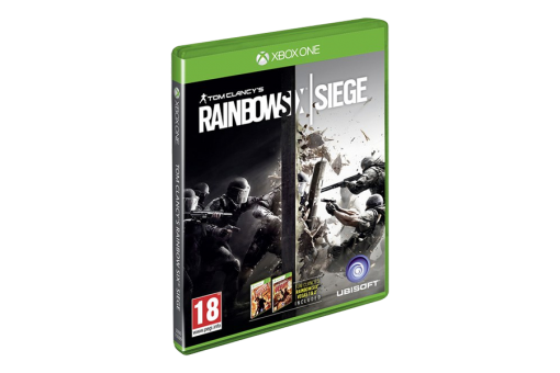 Диск с игрой Tom Clancy's Rainbow Six Siege для xBox One