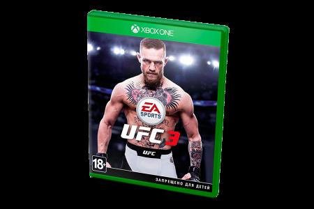 EA Sports UFC 3 для xBox One