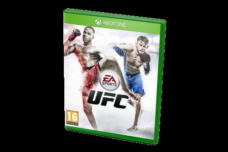 UFC для xBox One