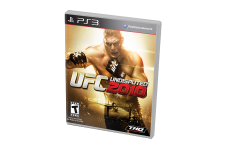 UFC Undisputed 2010 для PlayStation 3