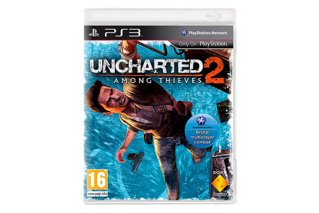 Uncharted 2: Among Thieves для PlayStation 3