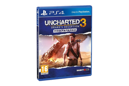Uncharted 3: Drake's Deception для PlayStation 4