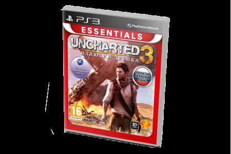 Uncharted 3: Drake's Deception для PlayStation 3