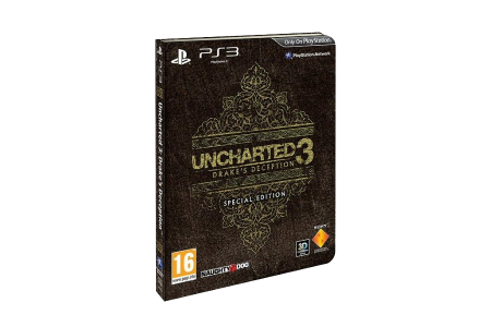 Uncharted 3: Drake's Deception для PlayStation 3