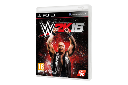 WWE 2K16 для PlayStation 3