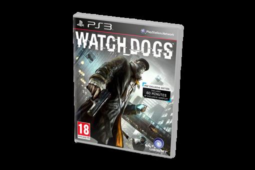 Диск с игрой Watch Dogs
