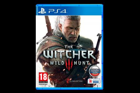 Ведьмак 3: Дикая Охота для PlayStation 4