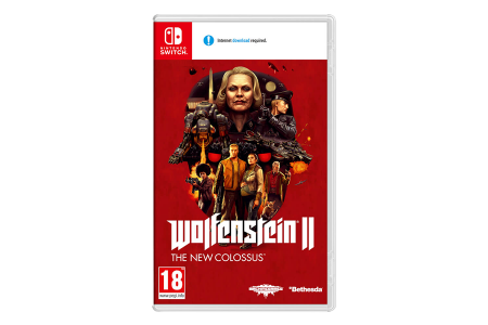 Wolfenstein II: The New Colossus для Nintendo Switch