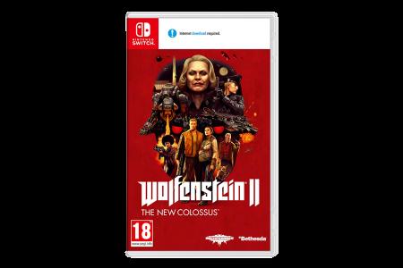 Wolfenstein II: The New Colossus для Nintendo Switch