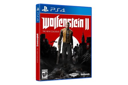 Wolfenstein II: The New Colossus для PlayStation 4