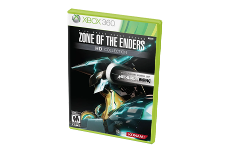Zone of the Enders HD Collection для xBox 360