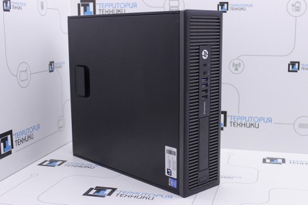 Компьютер Б/У HP EliteDesk 800 G1 SFF