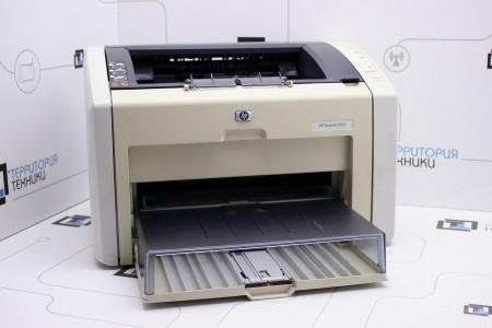 Принтер Б/У HP LaserJet 1022