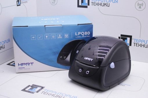Термопринтер HPRT LPQ80