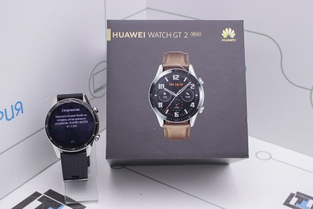 Смарт-часы Б/У Huawei Watch GT2 Classic Edition 46 mm