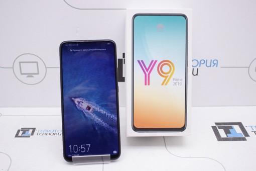 Huawei Y9 Prime 2019 Black