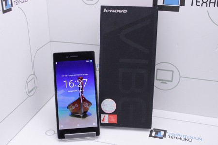 Смартфон Б/У Lenovo Vibe Shot 32GB Graphite Grey