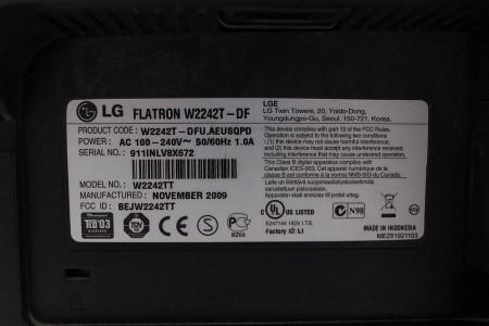 Монитор Б/У LG W2242T
