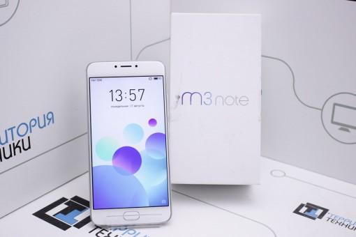 MEIZU M3 Note 32GB Silver