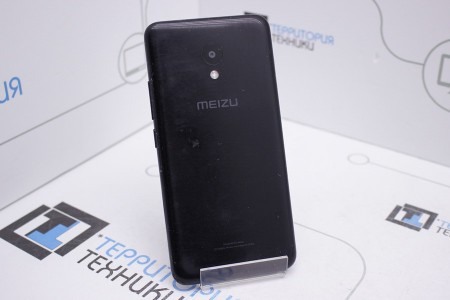 Смартфон Б/У MEIZU M5 16GB Black