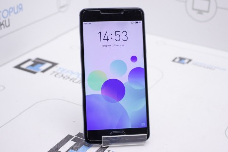 Смартфон Б/У MEIZU M5 Note 32GB Gray