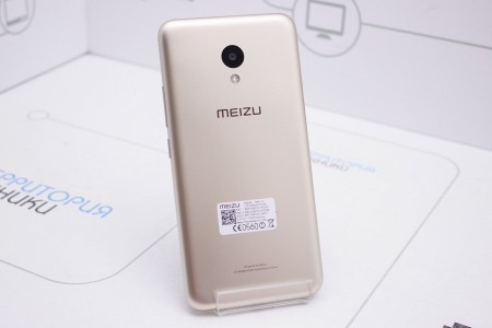 Смартфон Б/У MEIZU M5 16GB Gold