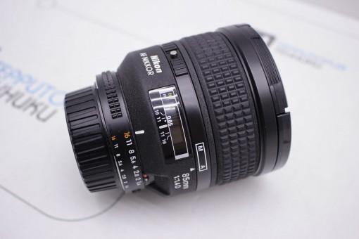 Объектив Nikon AF Nikkor 85mm f/1.4D