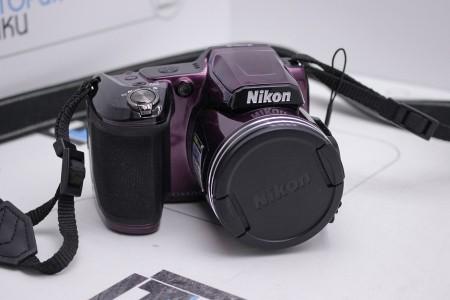 Фотоаппарат Б/У цифровой Nikon Coolpix L840
