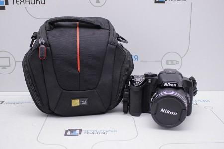 Фотоаппарат Б/У цифровой Nikon Coolpix P510