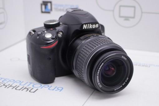 Nikon D3200 Kit 18-55mm II