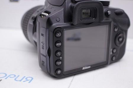 Фотоаппарат Б/У зеркальный Nikon D3200 Kit 18-55mm II
