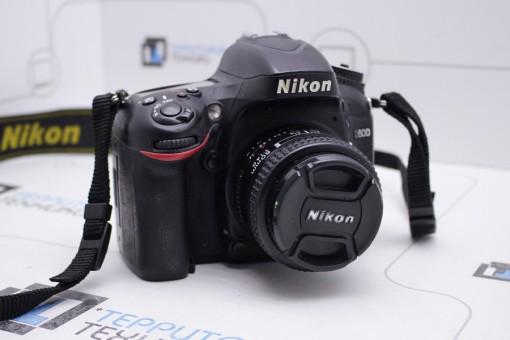 Nikon D600 + Nikon AF Nikkor 50mm f/1.4D