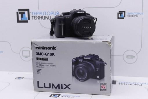 Panasonic Lumix DMC-G10 Kit 14-42mm