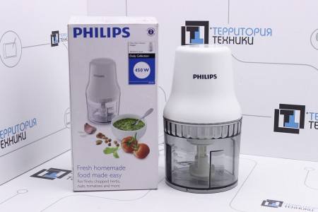 Чоппер Б/У Philips HR1393/00