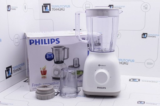 Стационарный блендер Philips HR2102/00