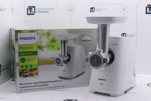 Мясорубка Philips HR2708/40