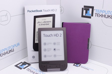 Электронная книга Б/У PocketBook Touch HD 2