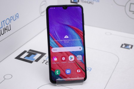 Смартфон Б/У Samsung Galaxy A40 4GB/64GB