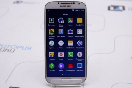 Смартфон Б/У Samsung Galaxy S4 16Gb (I9505)