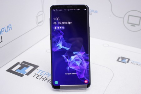 Смартфон Б/У Samsung Galaxy S9+ Single SIM 64GB Blue