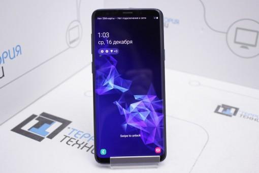 Samsung Galaxy S9+ Single SIM 64GB Blue