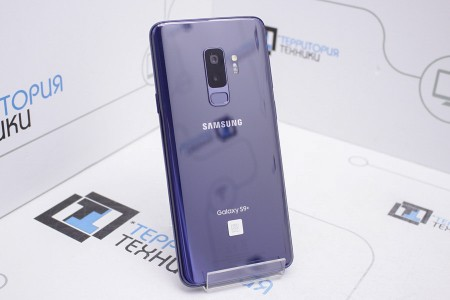Смартфон Б/У Samsung Galaxy S9+ Single SIM 64GB Blue
