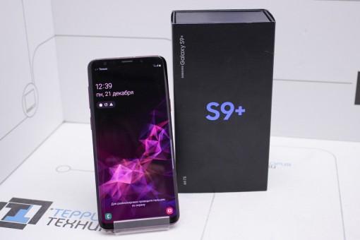 Samsung Galaxy S9+ Dual SIM 64Gb Burgundy